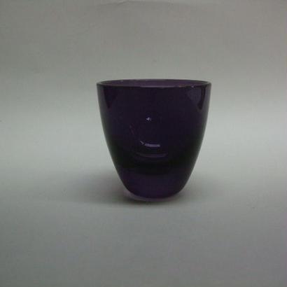 丸ぐいのみ 紫