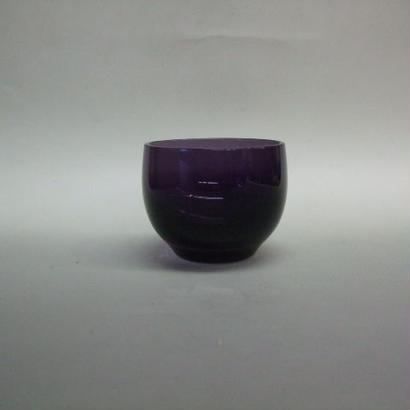 丸ぐいのみ大 紫