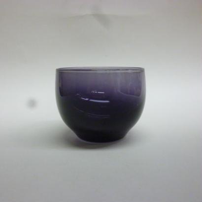 丸ぐいのみ中 紫