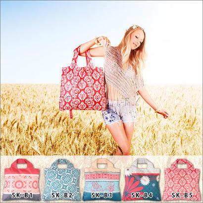 エンビロサックス[ENVIROSAX] ブランドエコバッグ Eco-friendly bag 【サンキッスド[sun kissed]】
