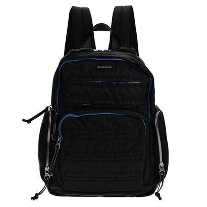 ディーゼル DIESEL メンズ リュックサック X04816-PR886-H1146 ブラック 送料無料