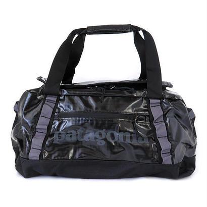 パタゴニア ブラックホールダッフル 45L ボストンバッグ 49336BLACK ブラック 新品