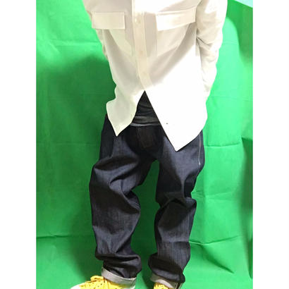 13oz Selvedge Jeans / 13オンスセルビッジジーンズ 赤耳 - RAW