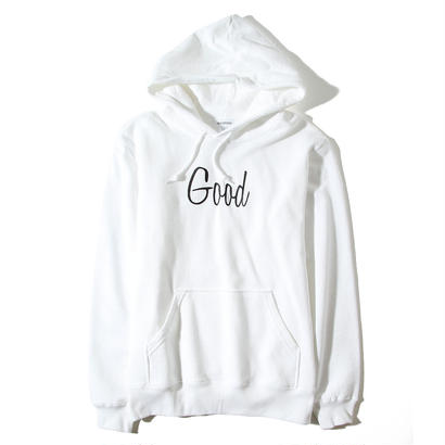 GOOD PARKA/WHITE GDP-002