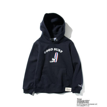 GP×SNOOPY SURF KIDS PARKA / NAVY GSP-003