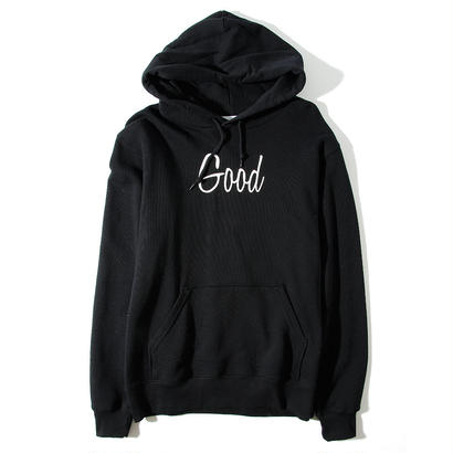 GOOD PARKA/BLACK GDP-002