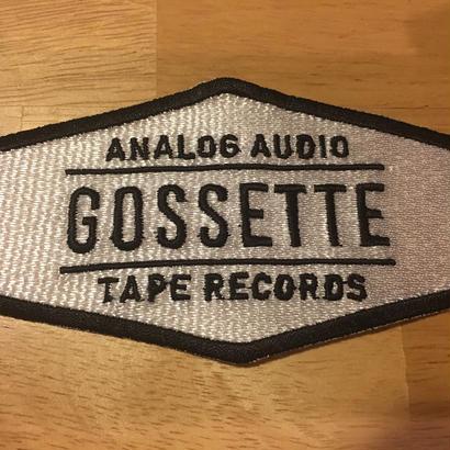 ゴセットテープワッペン