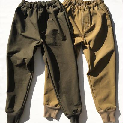 COMFORTABLE REASON「Warm Walking Pants」