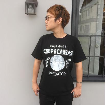Black Weirdos 「CHUPA  CABRA tee」 black