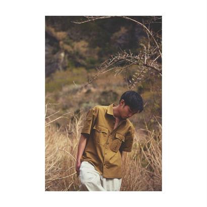 COMFORTABLE  REASON 「Panama cloth Safari Shirts」