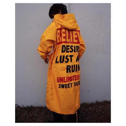 Black Weirdos「RUIN AD-coat」