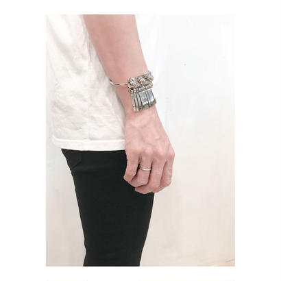 THE Dallas 「metal fringe bracelet」
