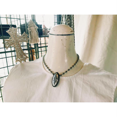 THE Dallas 「CONCHO NECKLACE」