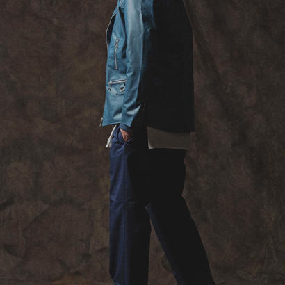 ETHOS  PV Racing jacket blue
