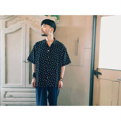 SON OF THE CHEESE 「Rain dot shirts」