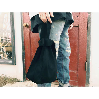 ITTI 「ANNIE REGISTER BAG」 black