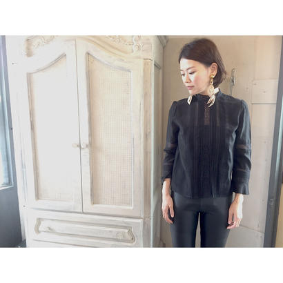 kalen  「TA/CO LAWN BLOUSE」