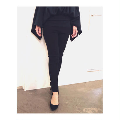 DOMENICO+SAVIO「RIB KNIT LEGGINGS PANTS」