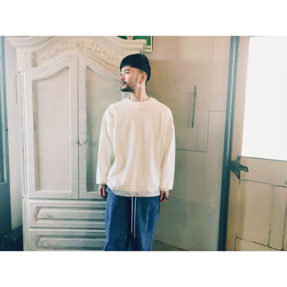 SON OF THE CHEESE 「Draw code LS  tee」