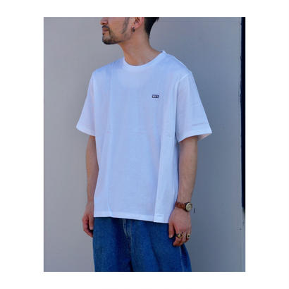 WEST OVERALLS 「EMBROIDERY T-SHIRTS」