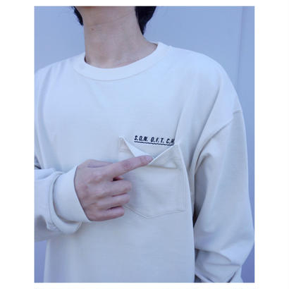 SON OF THE CHEESE「ROUND LS TEE」