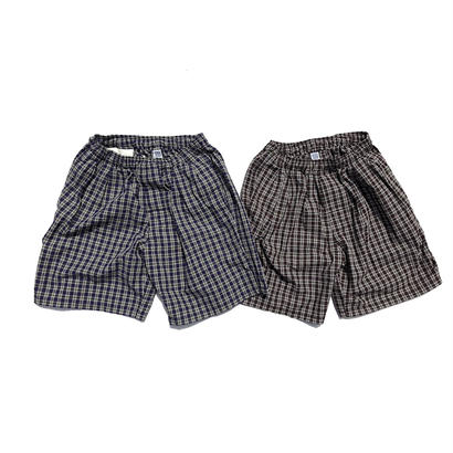 COMFORTABLE REASON 「Pile Pocket 2tuck Neighbors Shorts」