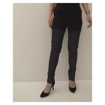 THE Dallas「long zipper pants」