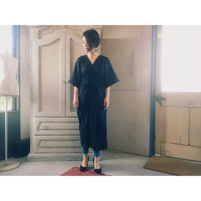 kalen 「COTTON  CAMBRIC DRESS」