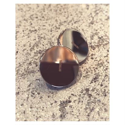 THE Dallas「plate earring」