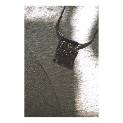 THE Dallas「metal fringe necklace」