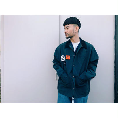 BRAIN DEAD 「Chore coat」navy