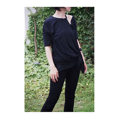 DOMENICO+SAVIO 「LAYERED T-SHIRTS」