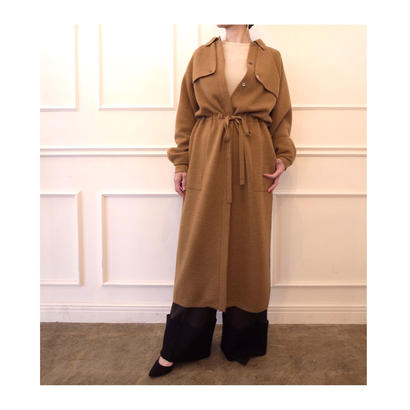 TAN.「RAGLAN SLEEVE COAT」