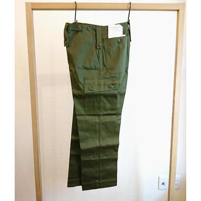【Australian Army 80´S Fatigue Pants Dead stock】オーストラリア軍 80´S ファティーグパンツ Dead stock 79-89S(メンズLサイズ相当)