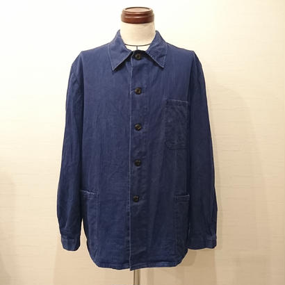 【German Work Jacket 80´S used】ジャーマンワークジャケット used