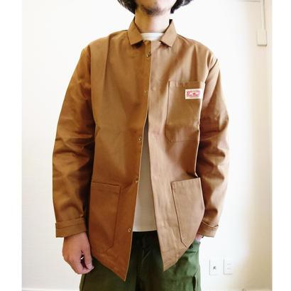 【HOLD FAST/ホールドファスト】Warehouse Jacket ウェアハウスジャケット カーキ