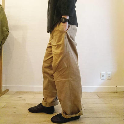 【Australian Army Trousers Deadstock】オーストラリア軍 トラウザー デッドストック
