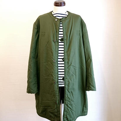 【Swedish Army 60´S Linner Coat  DeadStock】スウェーデン軍 ライナーコート  DeadStock