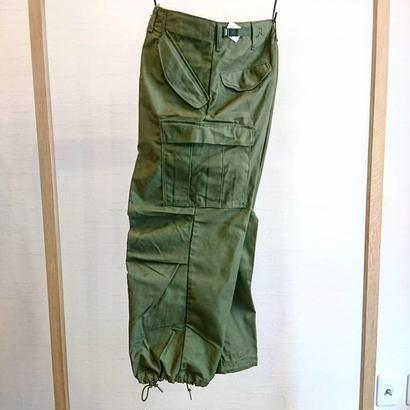 【US.Army M-65 Field pants  Small/Short  70´S Dead stock】アメリカ軍 M-65 フィールドパンツ  Small/Short  Dead stock