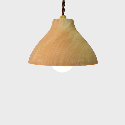 Bowl Lamp ( hira )