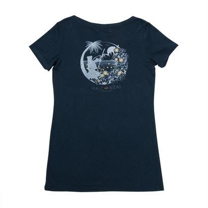 """Hale No'eau T-Shirts """"Navy"""""""