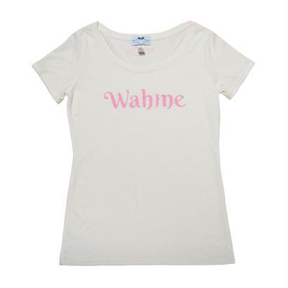 """Wahine T-Shirts """"Natural(生成り)"""""""