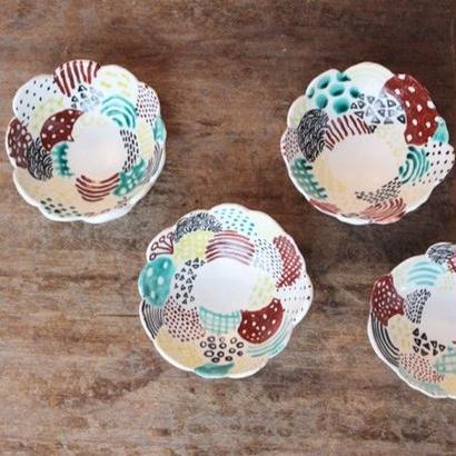 カラフル小鉢