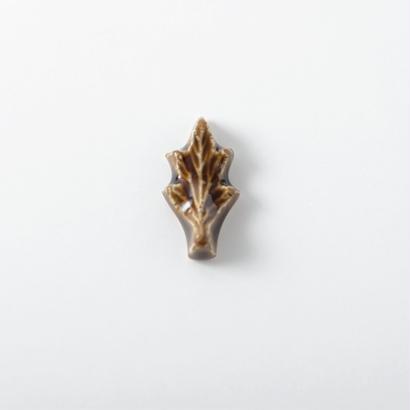 箸置き 飴釉 Sサイズ 02