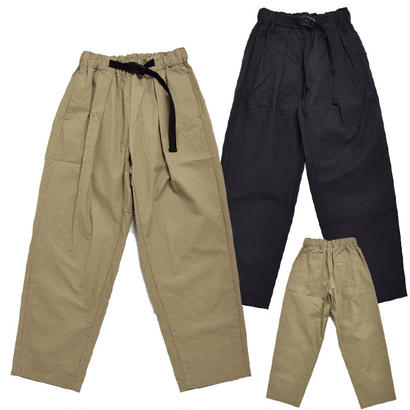 <coochucamp> Wide Tuck Pants