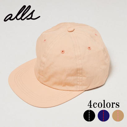 【alls】Stitch bb cap