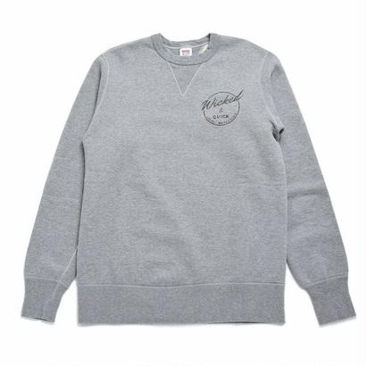"【BARNS】Print Sweat ""wicked"""