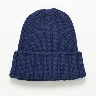 【Soglia/ソリア】 buliky cotton Knit cap