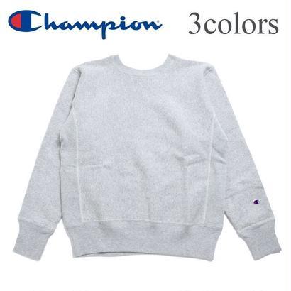 <Champion/クルーネック> Reverse Weave C3-W0004  青タグ リバースウィーブ 11.5oz