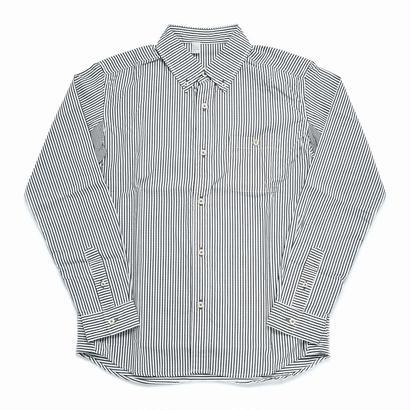 シャドーストライプシャツ